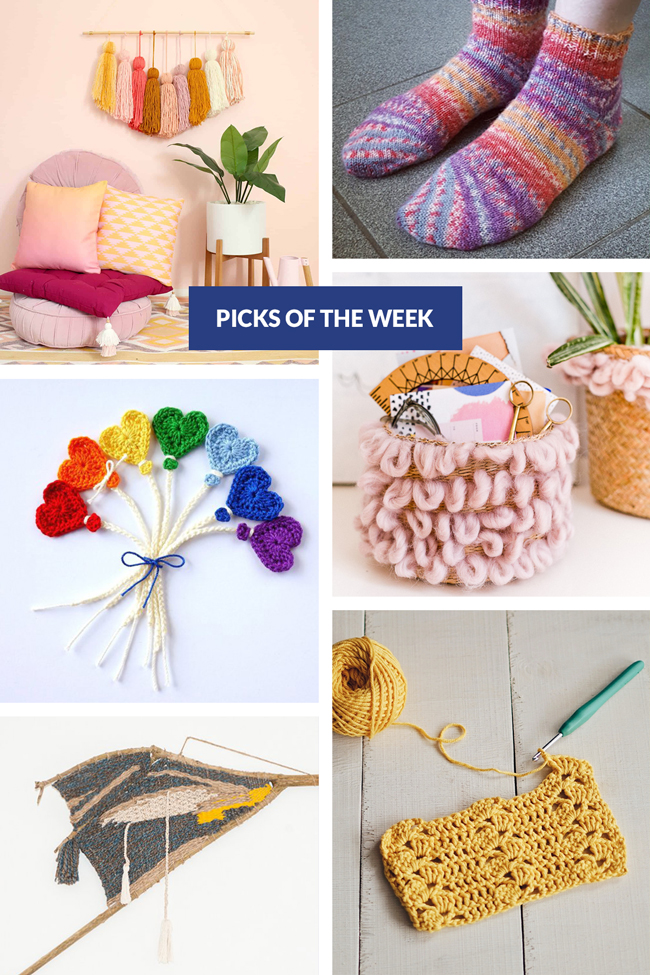 Picks of the Week for May 11, 2018 | Hands Occupied