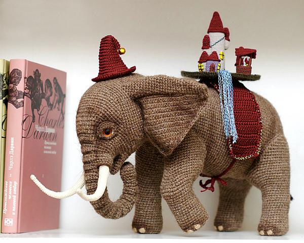 Elephant Tubul by Alexandra Simba