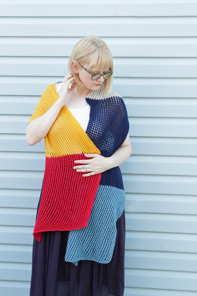 Wherever Wrap Free Knitting Pattern Hands Occupied