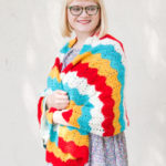 Ripple Wrap – Free Crochet Pattern