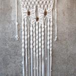 Solid Oak Macramé Wall Hanging Kits Review & Giveaway