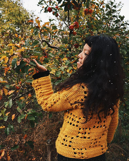 Harvest Moon Sweater by Matinee Maya Imchum
