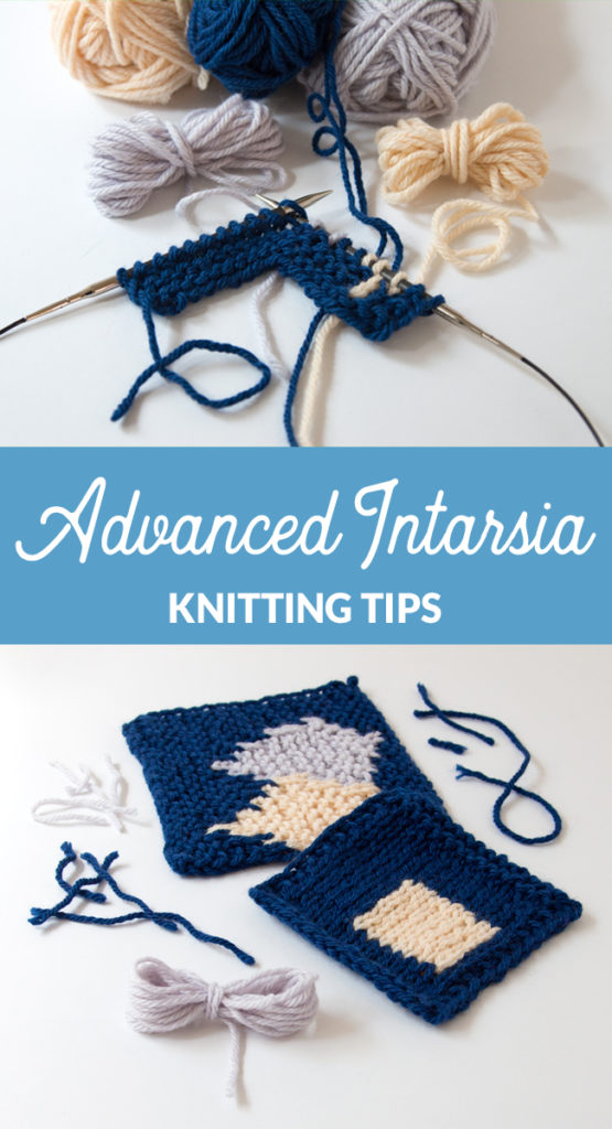 For your best intarsia results ever, you've got to visualize the process of knitting your pattern. Click through for some of the best tips and tricks to level up your intarsia knitting.