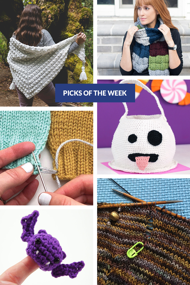 Picks of the Week for October 5, 2018 | Hands Occupied