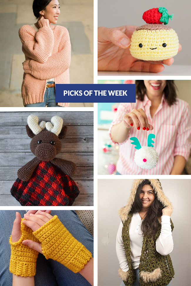 Picks of the Week for November 23, 2018 | Hands Occupied
