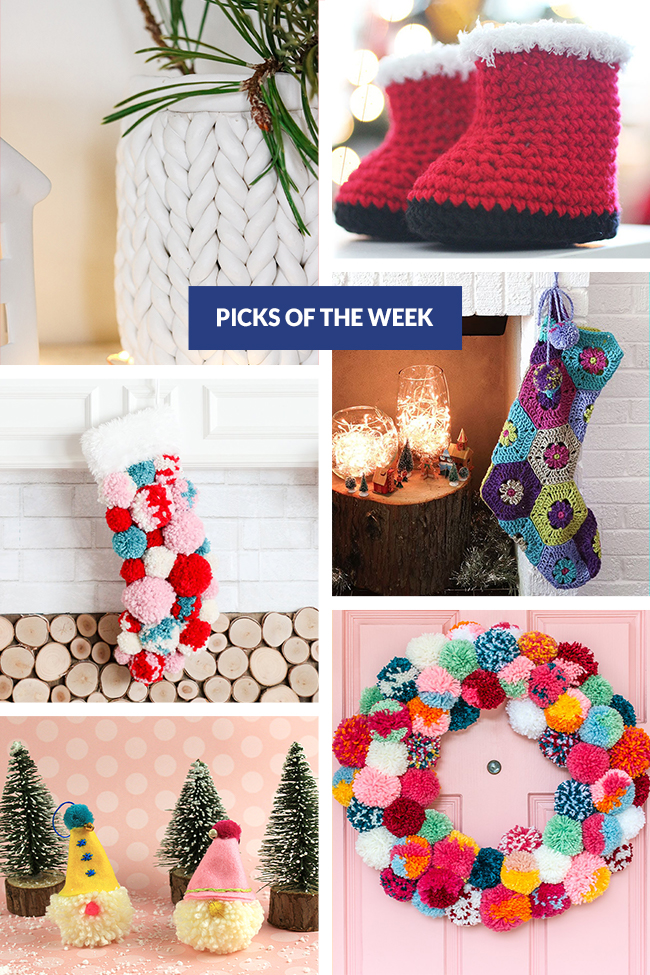 Picks of the Week for December 7, 2018 | Hands Occupied