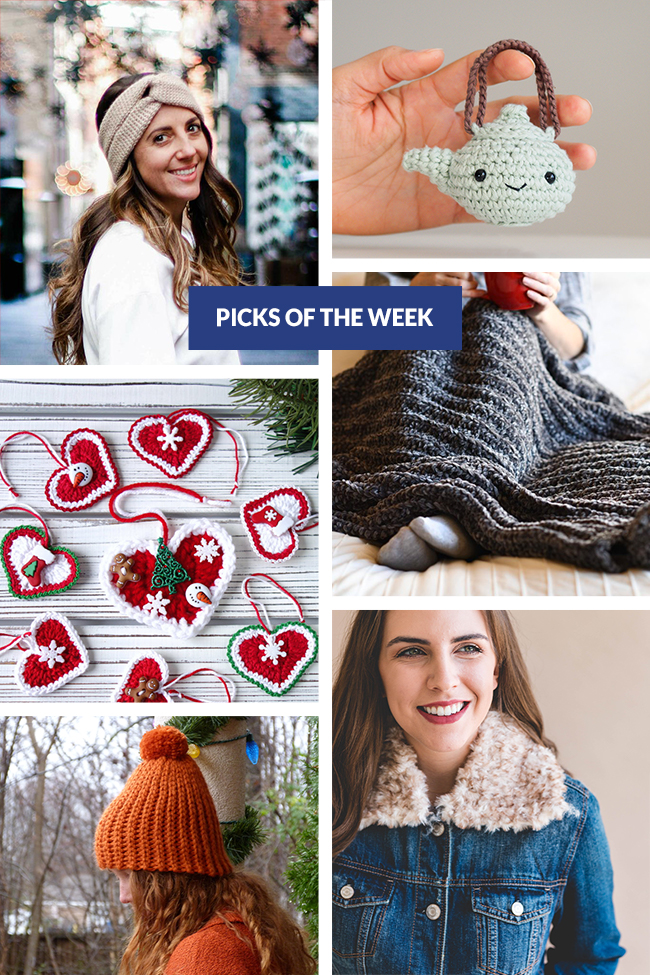 Picks of the Week for December 21, 2018 | Hands Occupied