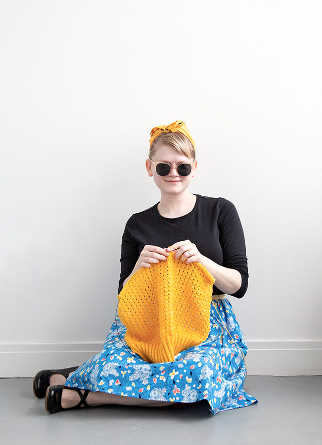 Hey hey hey! It's Me Made May! - Read about one maker's Me Made May-inspired handmade wardrobe plans and goals, and how she plans to leverage a modest sewing skillset into a well-fitting, sustainable wardrobe.