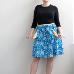 Simplicity 1803: Just the Skirt / Handmade Wardrobe