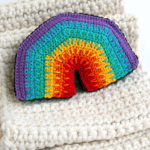Over the Rainbow Softie – Free Crochet Pattern