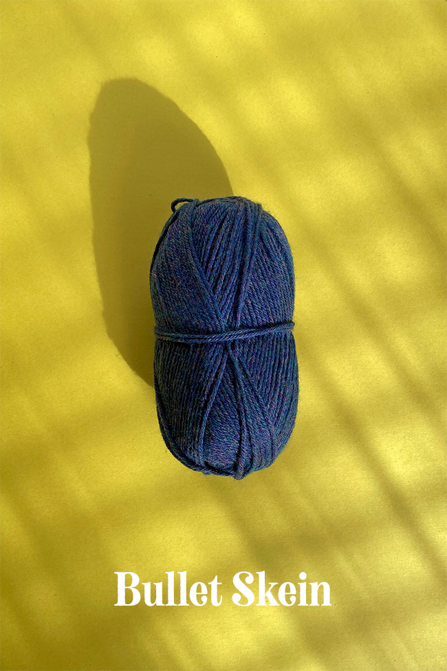 Learn about 5 common yarn ball types, what they're called, and how to work with them!